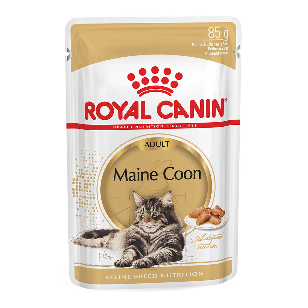 Royal Canin Maine Coon Adult Wet