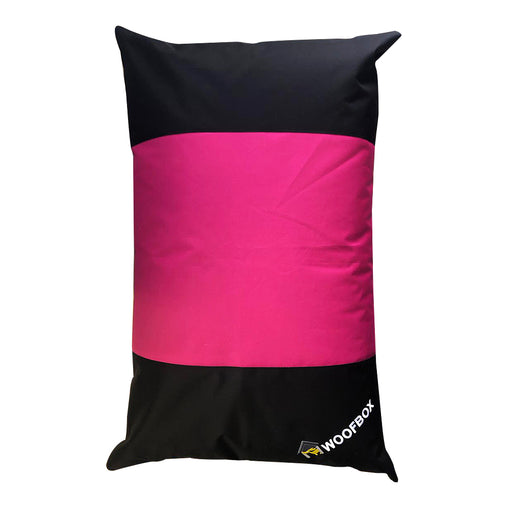 Woofbox Pillow Pink Small