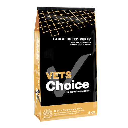 Vets Choice Large Breed Puppy