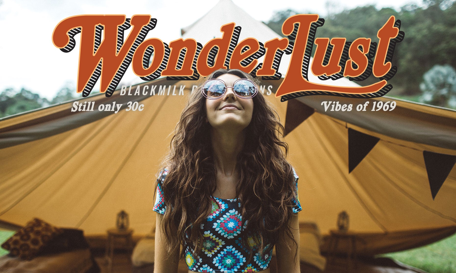WonderLust - Vibes of 1968
