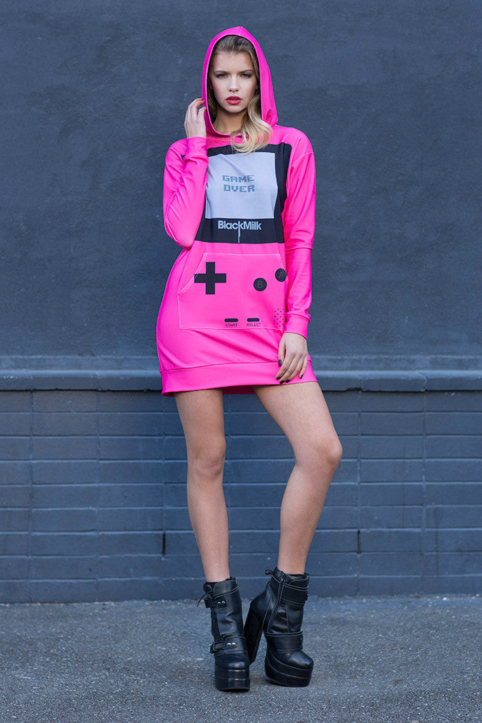 Gamer Pink Slouchy