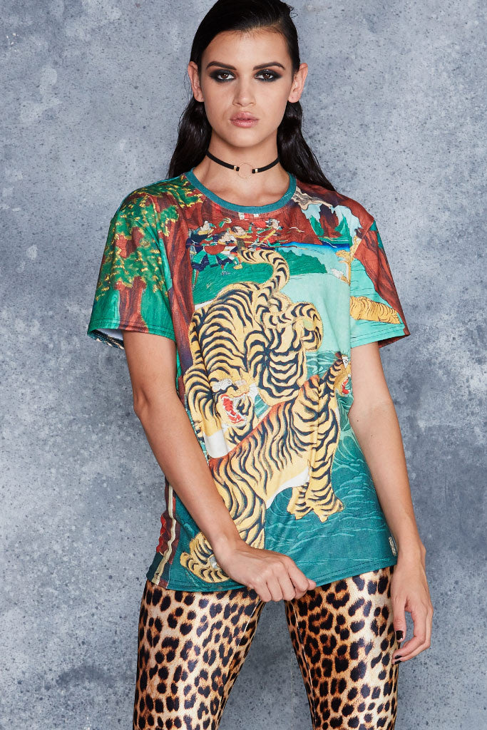Tiger Hunt BFT - LIMITED