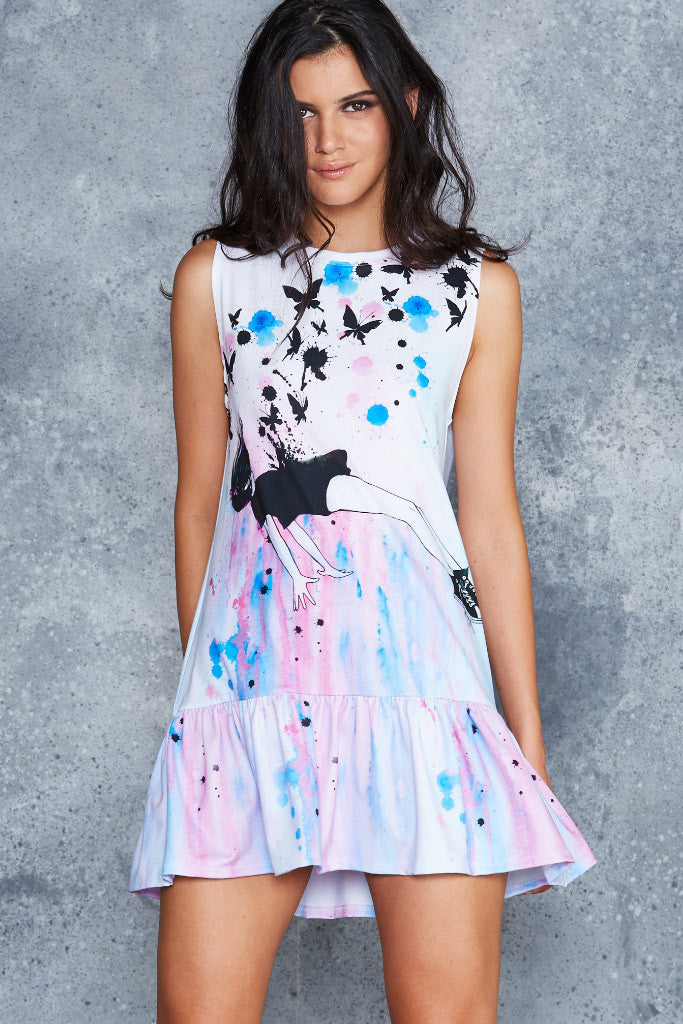 Out Of Gravity Friller Dress