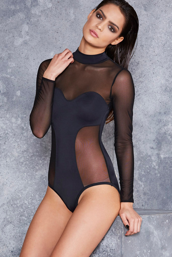Witch Queen Sheer Bodysuit - LIMITED