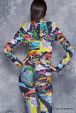 Rainbow Bridge Jumpsuit - LIMITED
