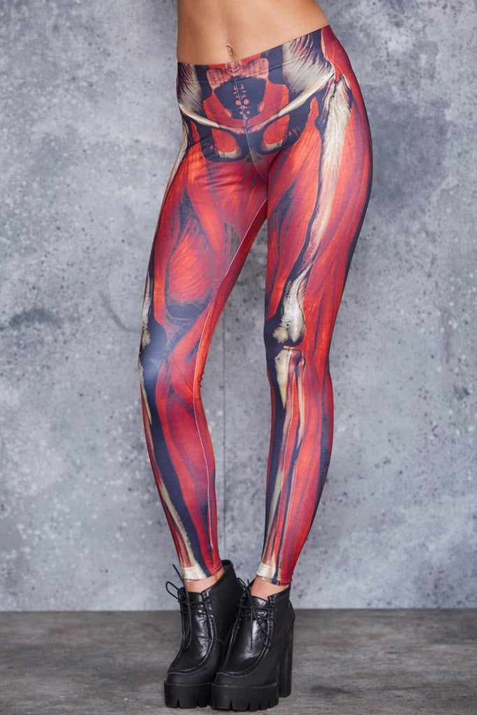Muscle and Bloody Bone MF Leggings