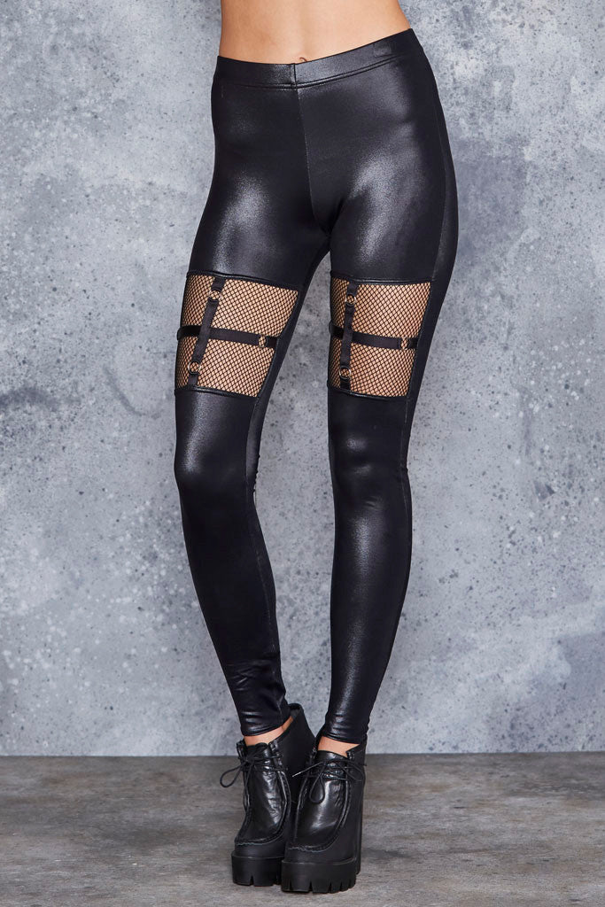 A Hex On You Leggings