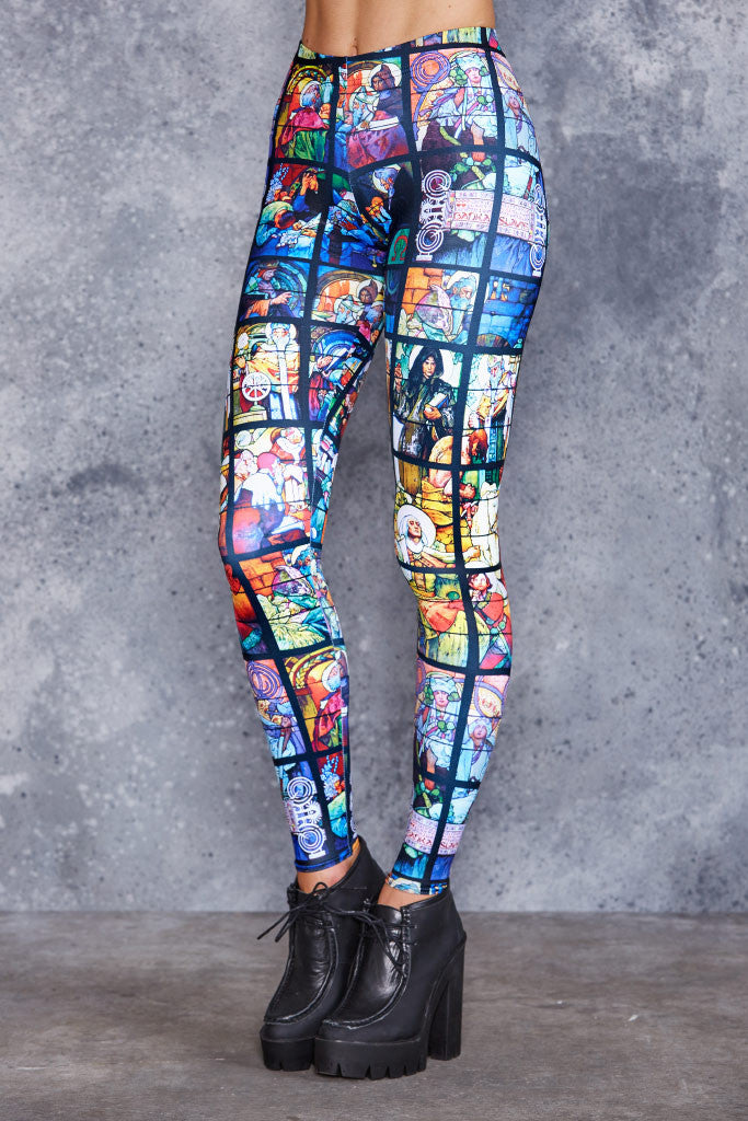 St Vitus MF Leggings - LIMITED