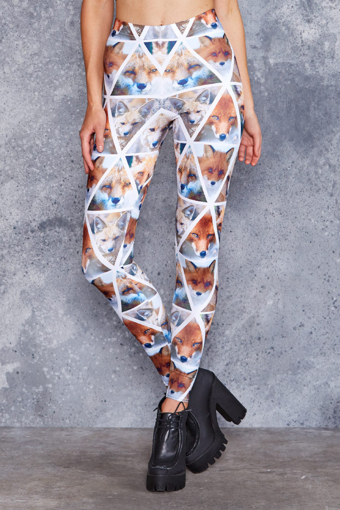 Foxy HWMF Leggings