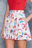 Placebo Effect Pocket Skater Skirt