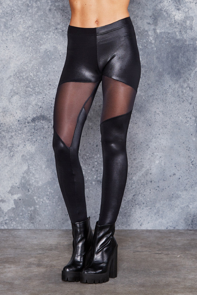 Spartans Sheer Leggings