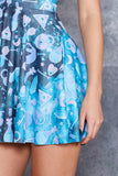 Voodoo Galaxy Scoop Skater Dress - LIMITED