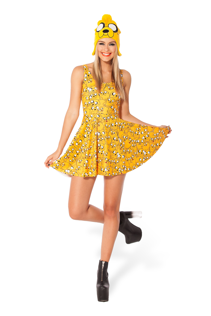 Jake Scoop Skater Dress