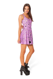 Lumpy Space Princess Reversible Skater Dress