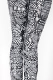 A Tribe Called White Leggings