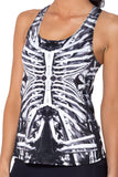 Bone Machine Knock Out Top