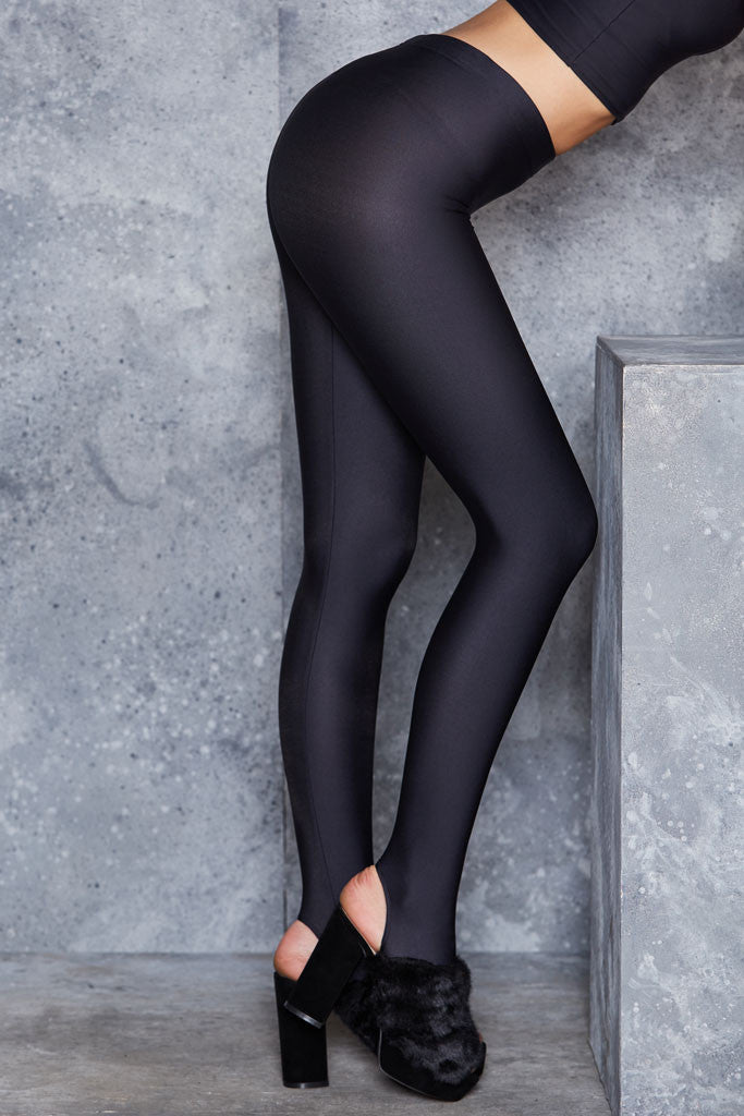 Matte Stirrup Leggings