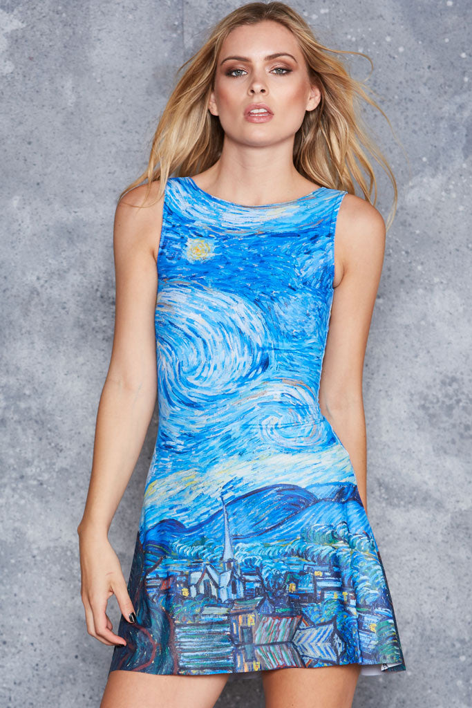 Starry Night Play Dress