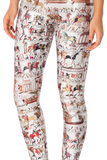 Bayeux Tapestry Leggings