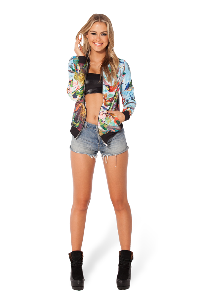 Birds In Paradise GF Bomber