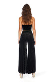 Burned Diamond Split Volume Pants