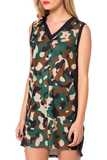 Commando Shooter Dress