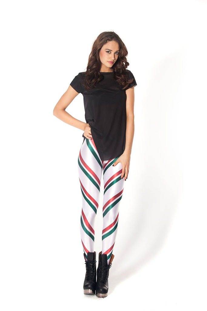Candy Cane 2.0 Mix Leggings