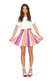 Carnivale Pocket Skater Skirt - LIMITED