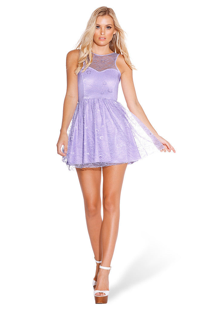 Lilac Juliette Dress