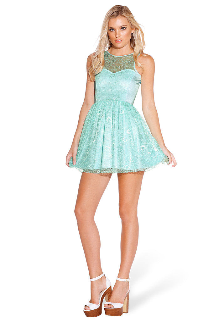 Mint Juliette Dress