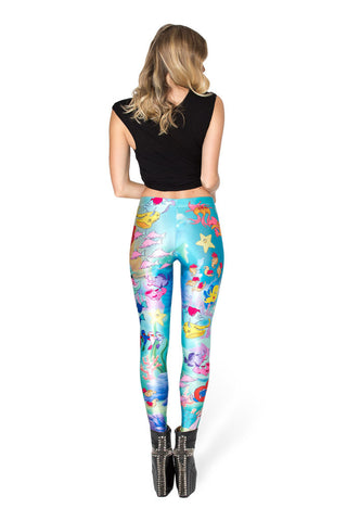 Under The Sea Leggings