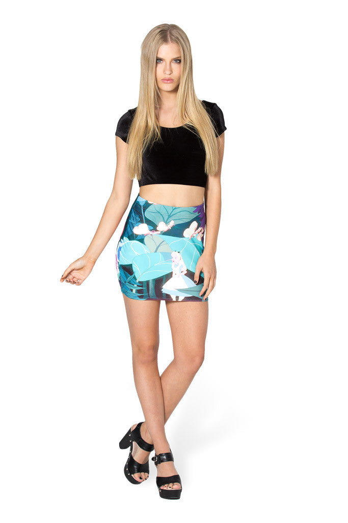 Wonderland Wifey Skirt - LIMITED
