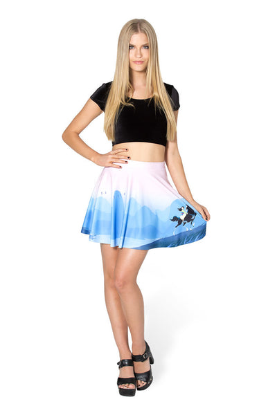 Mulan Skater Skirt - LIMITED