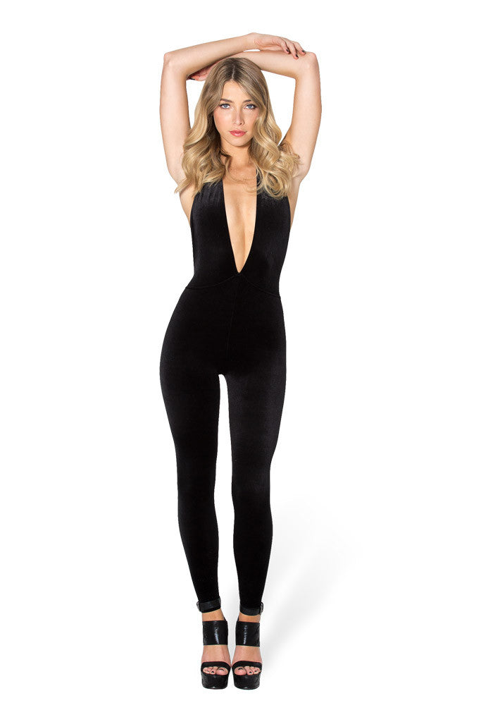 The Black Mamba Vegas Catsuit