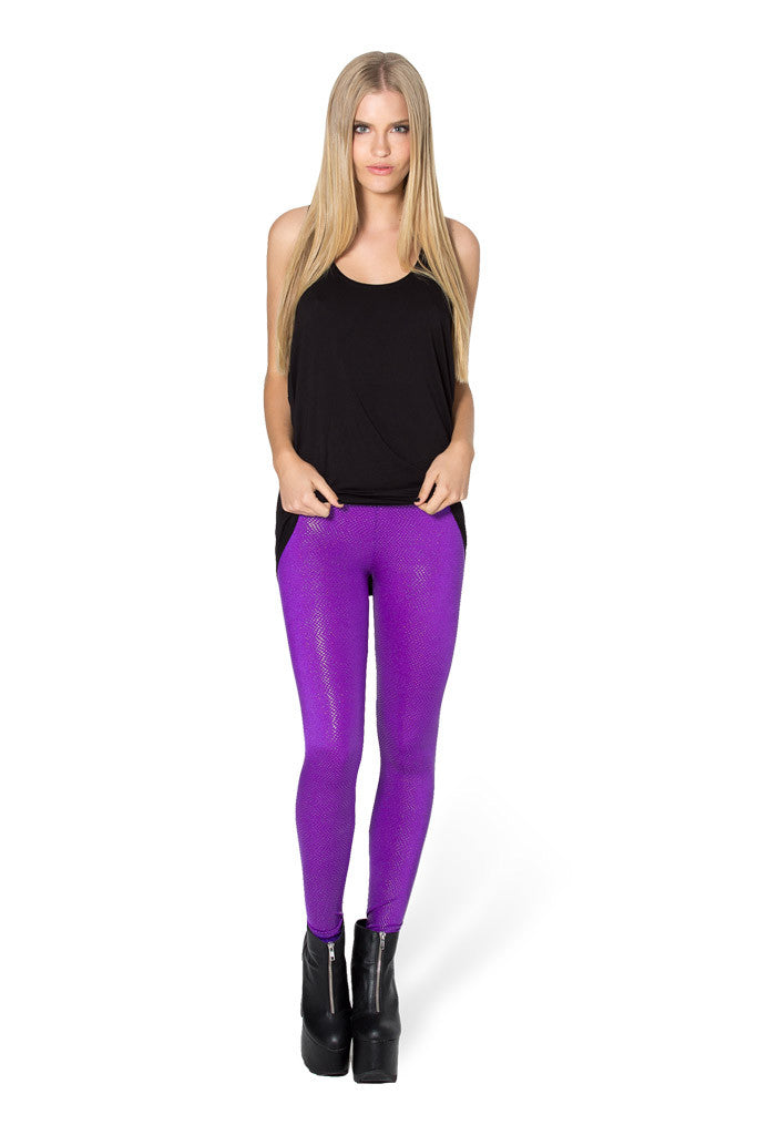 Pixie Dust Purple Leggings