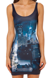 Dark City Dress