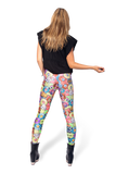 Donut Neon Leggings