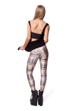 Egyptian Parchment Leggings