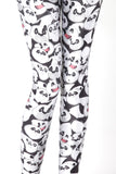 Emotional Panda Leggings