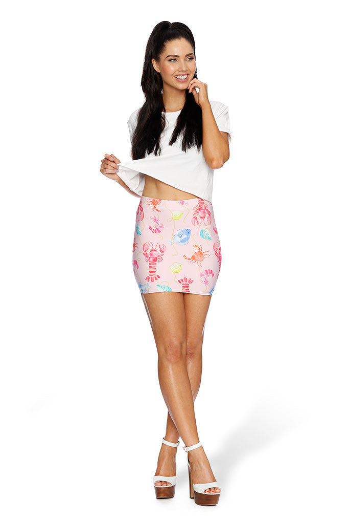 Escape From Marinara Pink Wifey Skirt - LIMITED