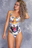 Tiger Swimsuit - LIMITED