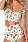 Fruit Salad 2 Piece Bodysuit