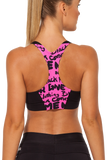 BM-PRO Highlighter Pink Gym Crop