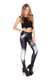 Galaxy Black Leggings