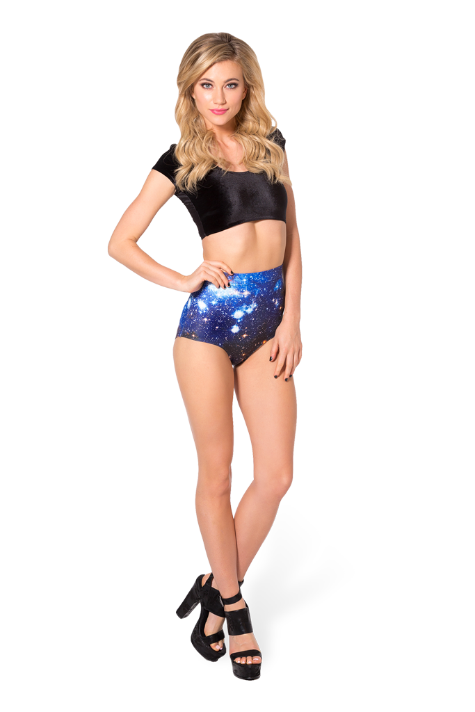 Galaxy Blue Nana Suit Bottom