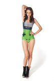 Gamer Green Swimsuit