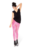 Glitter Pink Leggings