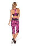 Highlighter Pink Combat Pants