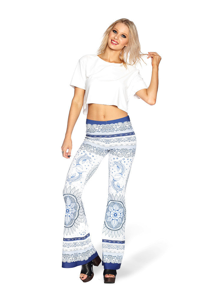 Tangled Up in Blue Bell Bottoms - LIMITED