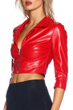 Route 66 Red Blazer